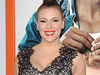 Alyssa Milano: 'I Love My Stretch Marks'