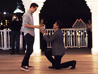 WATCH: This Adorable Disney World Proposal Is Fairy-Tale Material