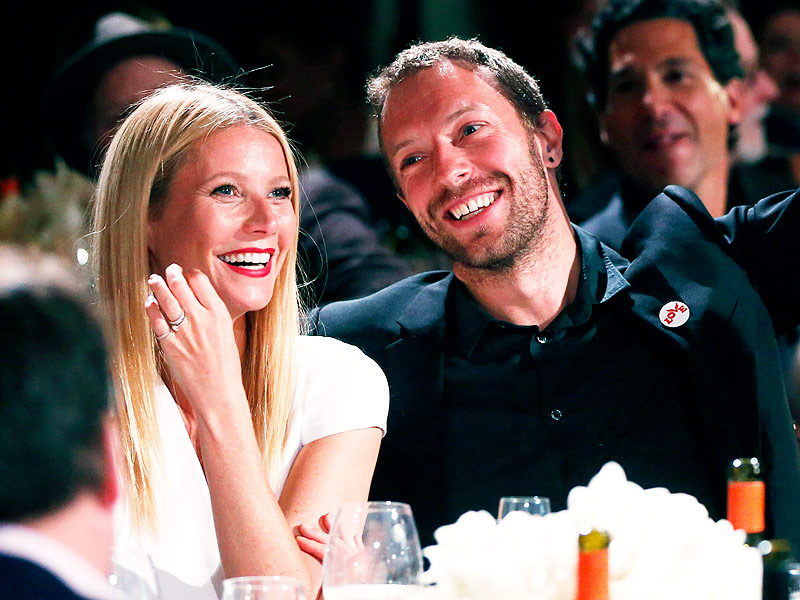 Gwyneth Paltrow Chris Martin Finalize Divorce Quotes About Marriage People