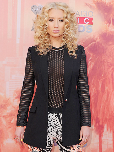 Iggy Azalea on Admitting Her Boob Job: 'I Have a Blabber Mouth'
