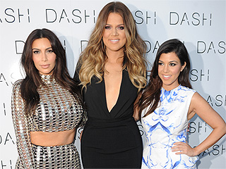 The Kardashians Celebrate Kourtney's Birthday With Sweet Messages and Throwback Photos