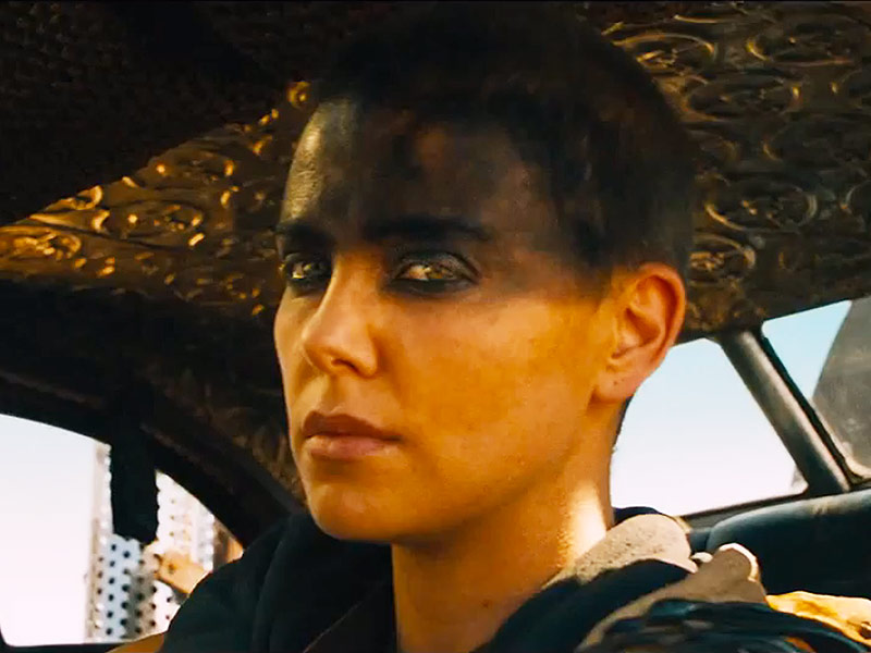 Mad Max Fury Road Trailer With Tom Hardy And Charlize