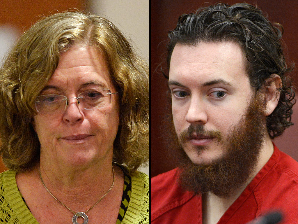 James Holmes' Mother Speaks in First Interview : People.com