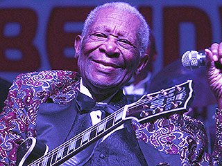 B.B. King's Lawyer Says Daughters' Poisoning Claims Are 'All About Money'