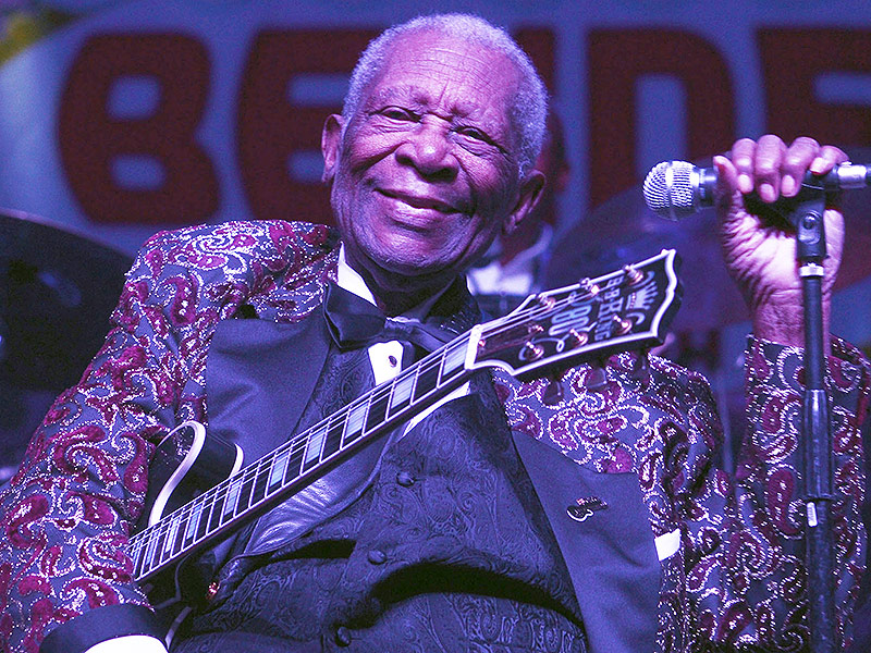 B.B. King: Public Farewell to Be Held in Las Vegas Friday