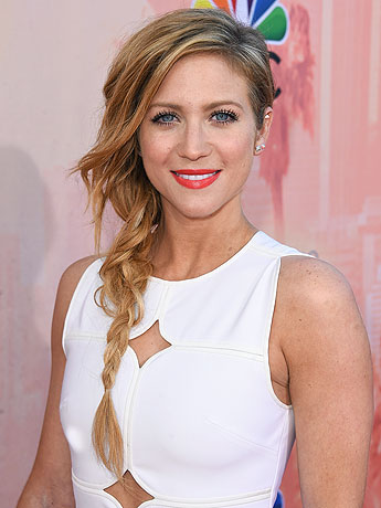Brittany Snow Celebrates Turning 30 with Her Family