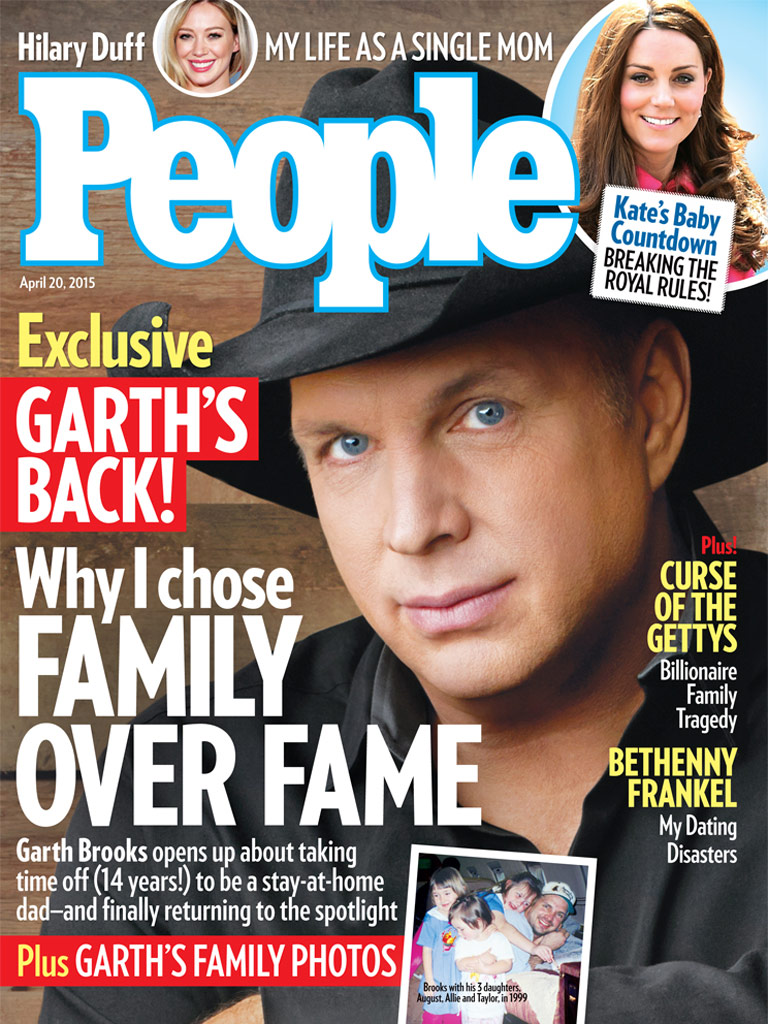 Garth Brooks: Why I Chose Family over Fame