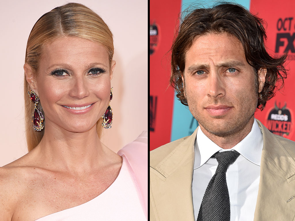 Gwyneth Paltrow and Brad Falchuk Are Dating Publicly