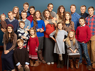 The Duggars' Youngest Daughter Josie Suffers a Seizure on 19 Kids and Counting