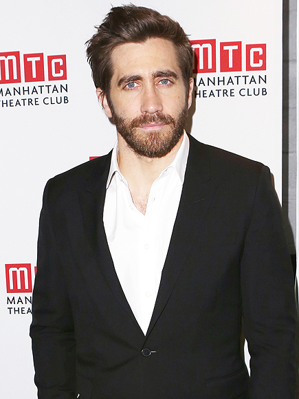 Jake Gyllenhaal Says He's Been in Love Twice and 'Probably Just Got Scared'
