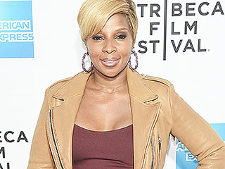 Mary J. Blige: Sam Smith Is 'My Little Brother'