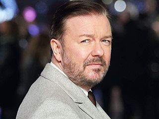 Ricky Gervais Responds to Sexism Claims After Criticizing a Female Hunter