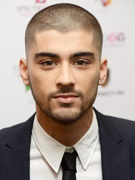 Zayn Malik at the Asian Awards: First Appearance Since One Direction Split