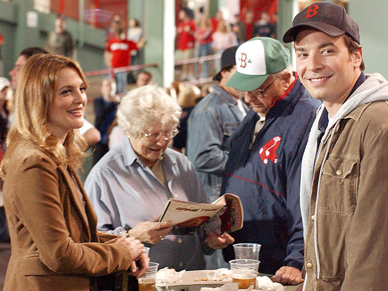 Watch Jimmy Fallon and Drew Barrymore in Fever Pitch on ...