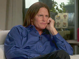 Bruce Jenner: People Think I'm Doing This for Publicity