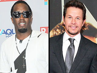 Mark Wahlberg Makes a $250,000 Bet with Diddy on the Mayweather vs. Pacquaio Fight