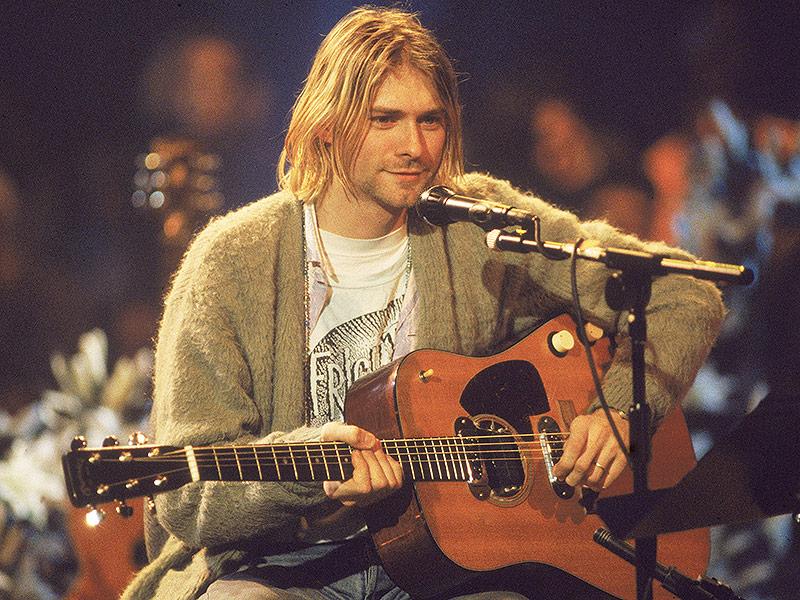 Teen Tweets Photos of Nirvana's First Show