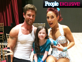 The Inside Story on Noah Galloway's Touching DWTS Guest