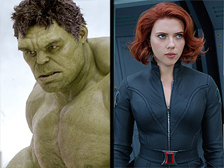 Avengers: Age of Ultron: Scarlett Johansson Says Black Widow and the Hulk 'Really Long for the Connection' (VIDEO)