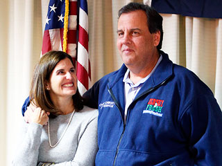 Mary Pat Christie Quits Her Job, Says Husband Chris Christie Is Still Undecided on 2016 Presidential Run