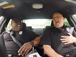 Taylor Swift-Loving, Lip-Synching Delaware Cop Returns with Dash Cam Duet