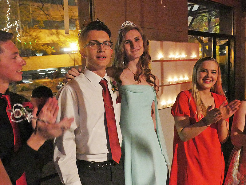 Maka Brown Utah Transgender Prom Queen