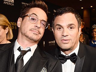 Avengers' Mark Ruffalo Says Costar Robert Downey, Jr. 'Thinks I'm a Little Insane'