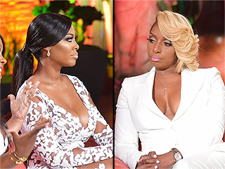 Kenya Moore Reacts to NeNe Leakes Leaving RHOA With Some Choice Emojis