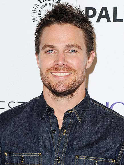 See <b>Stephen Amell</b> as Casey Jones in First Photo from Teenage Mutant Ninja ... - stephen-amell-435