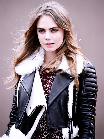 Cara Delevingne Interview About Paper Towns : People.com