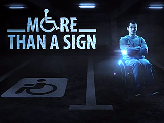 If You Illegally Park in a Handicap Spot in Moscow, You Might Get a Scary Message (VIDEO)