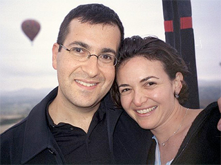 Sheryl Sandberg Pays Emotional Tribute After Husband's Death: 'Dave Was My Rock'