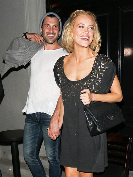 """maksim and peta still dating Peta murgatroyd on maksim chmerkovskiy: """"i still looked five months pregnant right after i gave birth peta could not be more submissive to maks."""