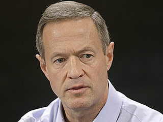 Former Maryland Gov. Martin O'Malley Joins 2016 Presidential Race