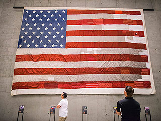 National 9/11 Flag Returns Home After Touching Lives in 50 States