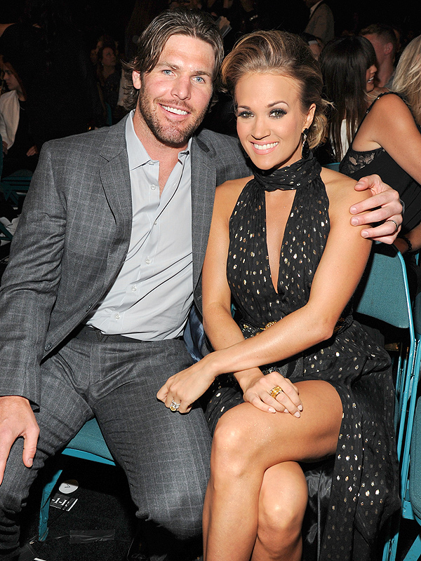 Carrie Underwood and Mike Fisher Wedding Anniversary: Five Years in Photos