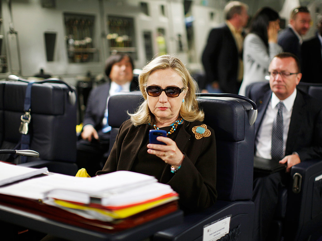 Hillary Clinton Emails Give Peek into Personal Life, Habits and Style