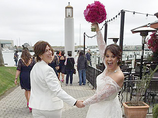 Biggest Loser Winner Ali Vincent Marries Girlfriend Jennifer Krusing