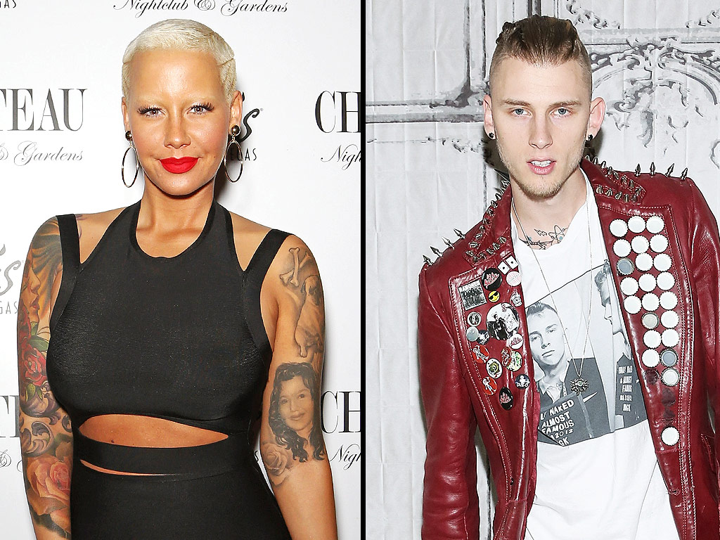 who is amber rose dating There's a new man in amber rose's life the curvaceous model — and ex-girlfriend of rappers kanye west and wiz khalifa — is reportedly dating toronto.