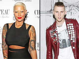 Machine Gun Kelly on Dating Amber Rose: 'It Wasn't Anything I Planned'