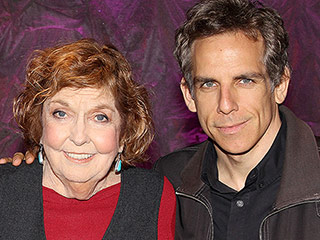 Ben Stiller Posts Vintage Photo of His Mom: 'She Was an Extraordinary Person'