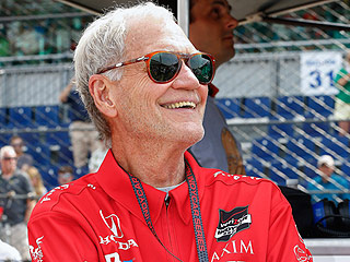 David Letterman Calls Indy 500 Tribute the 'Highlight of My Career'