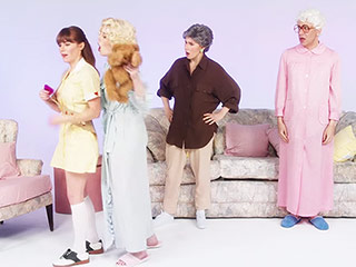 Jenny Lewis's Cheeky New Video References Everything from Troop Beverly Hills to Golden Girls: Watch!