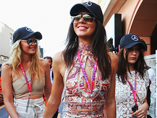 Kendall Jenner and Cara Delevingne End Their Wild Cannes Week in Monaco