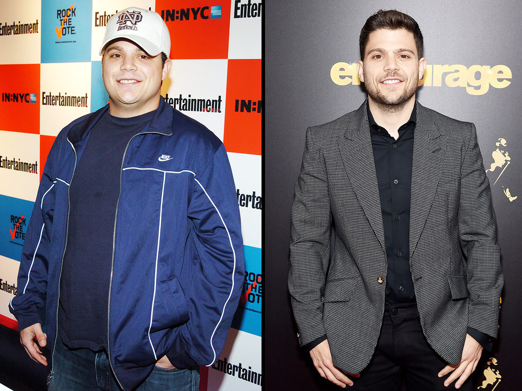 'Entourage' star's weight loss: Jerry Ferrara Weight Loss
