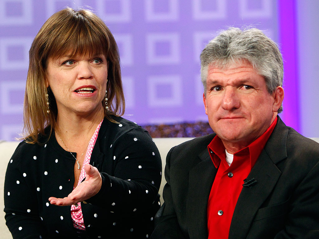Matt and Amy Roloff Separate