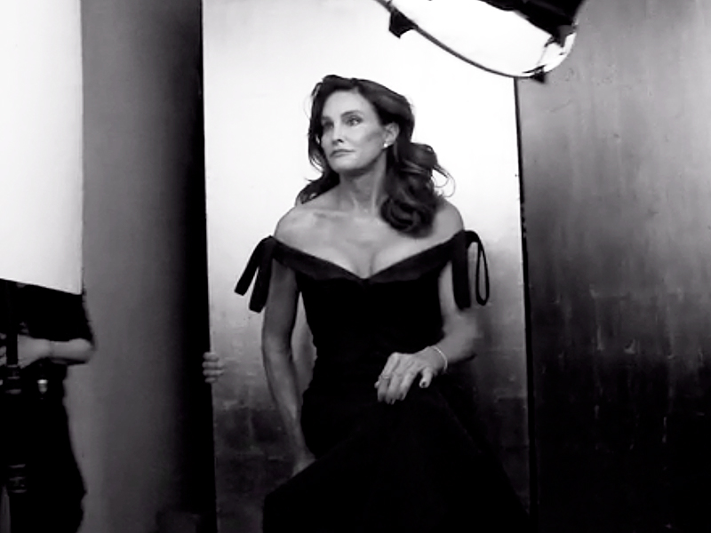 Caitlyn Jenner Was 'Worried' About the Final Vanity Fair Portraits, Says They Came Out 'Over-the-Top Great'