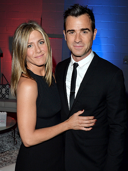 Jennifer Aniston and Justin Theroux Marry in Bel Air on August 5