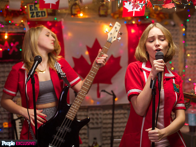Yoga Hosers: See Lily-Rose Depp, Johnny Depp's Daughter, in First Look