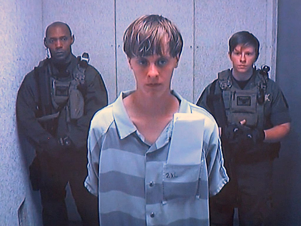 Charleston Church Shooting: Dylann Roof Pleads Not Guilty to Federal Charges
